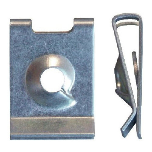 Wurth Sheet Metal Nut Type 1 - Nut-SHT-BMW-(A3A)-L16,0MM-D3,9MM Ref. 050011347 PACK OF 100