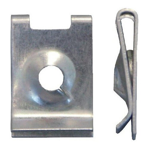Wurth Sheet Metal Nut Type 1 - Nut-SHT-BMW-(A3A)-L16,5MM-D4,2MM Ref. 050011362 PACK OF 100