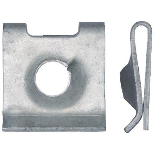 Wurth Sheet Metal Nut Type 1 - Nut-SHT-BMW-(A3A)-L16,8MM-D6,3MM Ref. 050011404 PACK OF 100