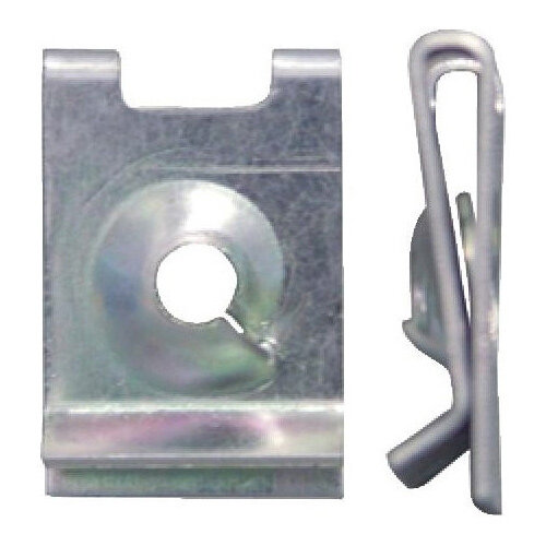 Wurth Sheet Metal Nut Type 1 - Nut-SHT-FORD-(A3A)-L16,4MM-D3,5MM Ref. 05001219 PACK OF 100