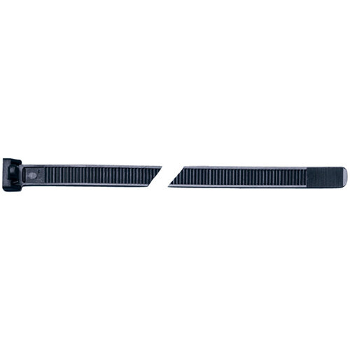 Wurth Cable Tie Type 4 - MP-MB-CBLTIE-PLA-BLACK-9X250 Ref. 050012528 PACK OF 50