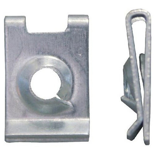 Wurth Sheet Metal Nut Type 1 - Nut-SHT-MB-(A3A)-L16,7MM-D4,8MM Ref. 050013384 PACK OF 100