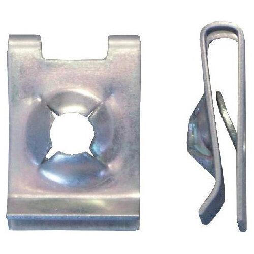 Wurth Sheet Metal Nut Type 1 - Nut-SHT-VW/AUDI-(A3A)-L16,0MM-D4,8MM Ref. 050013956 PACK OF 100