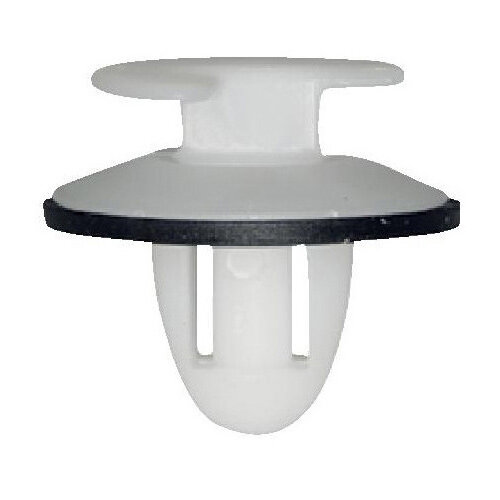 Wurth Interior Lining Clip Type 6 - INPANCLIP-PSA-REN/CITR-WHITE Ref. 05006808 PACK OF 25