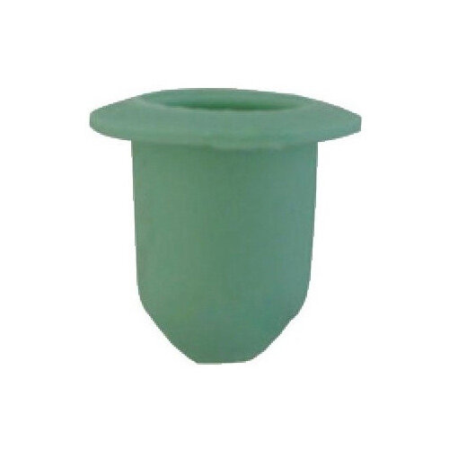 Wurth Grommet Type 5 - MP-VW-SPOUT-CLAMP-TRIMSTRIP-GREEN Ref. 0501101318 PACK OF 50