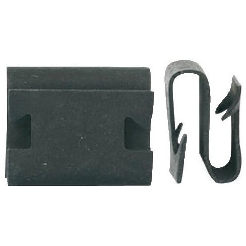 Wurth U-clamp Type 3 - MP-VW/AUDI-DOUBLE-UCLIP-MKB-2.2-BL Ref. 0501101658 PACK OF 100