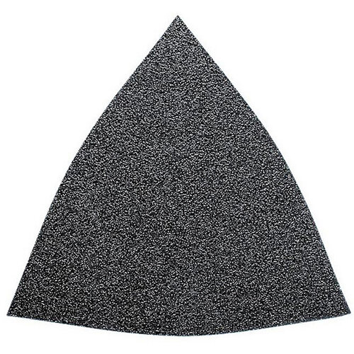 Wurth Hook and Loop Dry Sandpaper Triangle - DSPAP-HOKLP-DELTA-P80 Ref. 057275 80 PACK OF 50