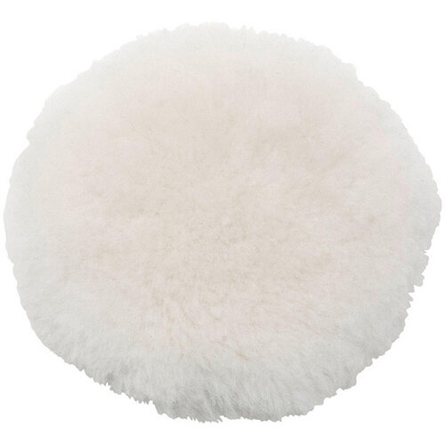 Wurth Lambskin, white - POLHOD-LMBWOL-WHITE-D80MM Ref. 058523 80 PACK OF 5
