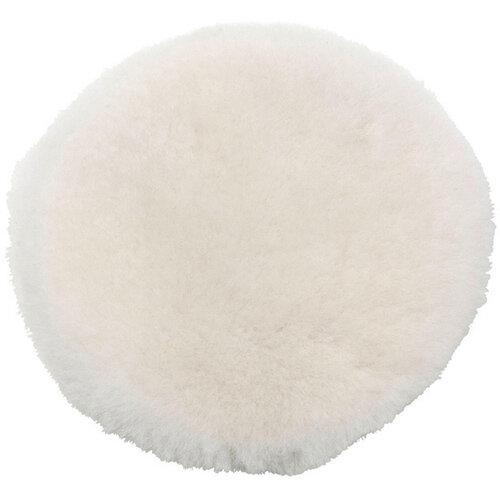 Wurth Lambskin, white - POLHOD-LMBWOL-Standard-WHITE-D135MM Ref. 0585235 PACK OF 5