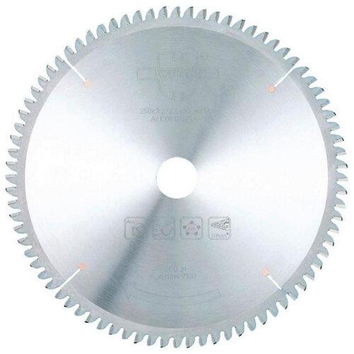 Wurth Special Circular Saw Blade - CRCLSAWBLDE-MET-D250X80TOTHXBO30MM Ref. 0611025803