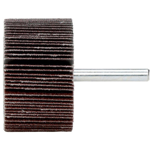 Wurth Synthetic Corundum Flap wheels - FLPWHL-NC-K40-50X30X6 Ref. 0672010534 PACK OF 5
