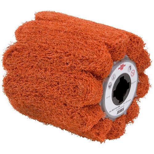 Wurth Fold Roller Sanding Fleece - SNDROLL-FLC-G80/EXTRACoarse-100X100MM Ref. 0672919080