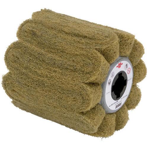 Wurth Fold Roller Sanding Fleece - SNDROLL-FLC-180/MEDIUM-100X100MM Ref. 0672919180