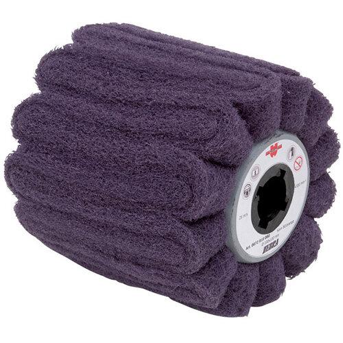 Wurth Fold Roller Sanding Fleece - SNDROLL-FLC-400/VERYFINE-100X100MM Ref. 0672919400
