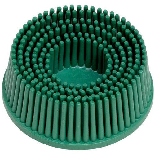 Wurth Bristle Disc - CLNBRSH-BRISTLEDISC-GREEN-G50-D75 Ref. 0673000755 PACK OF 5