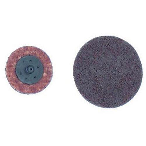 Wurth Small Abrasives Mini Fleece Disc - SNDDISC-NYLFLC-MEDIUM-D75MM Ref. 0673207518 PACK OF 25