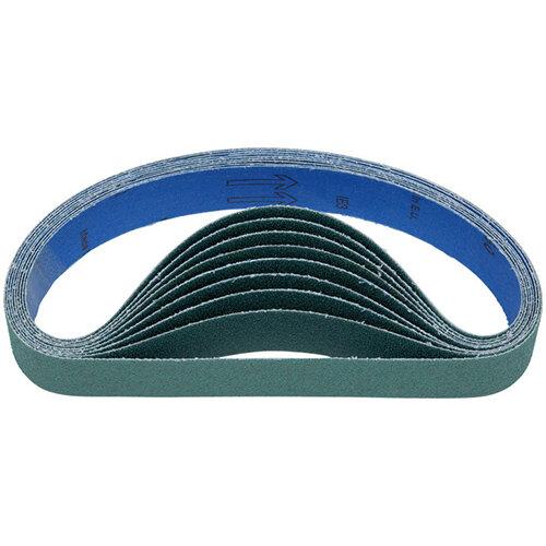 Wurth Ceramic Abrasive Grain Sanding Belt for Tube Belt Sander - SNDBL-CLTH-CG-G60-40X675MM Ref. 0673405006 PACK OF 10