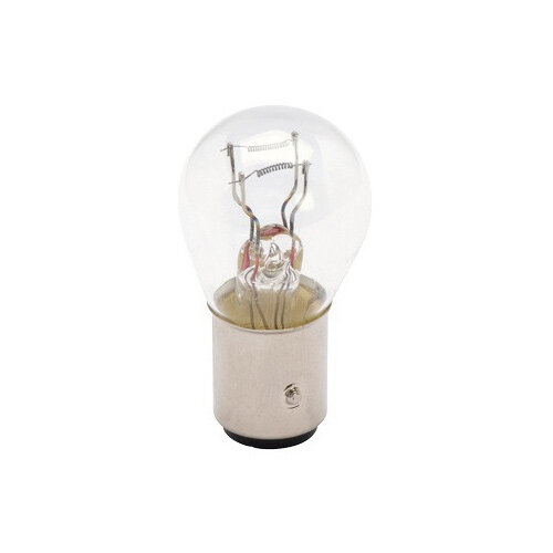 Wurth Turn Signal and Brake Light Bulbs S25 24V 21-5W BAY15d - Bulb-INDCTR/BRK-BAY15D-24V-21/5W Ref. 07207342 PACK OF 10