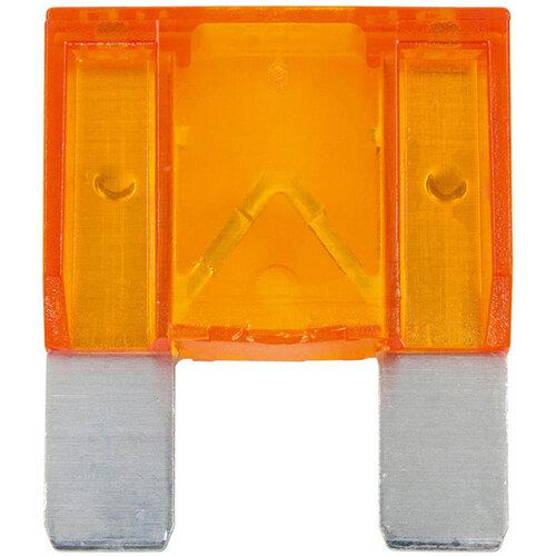 Wurth Flat Blade Fuse MAXI Silver - FLBLDEFSE-MAXI-SILVER-ORANGE-40A Ref. 073130140 PACK OF 10