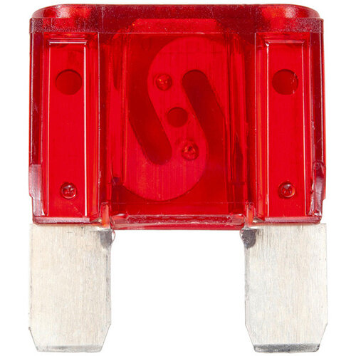 Wurth Flat Blade Fuse MAXI Silver - FLBLDEFSE-MAXI-SILVER-RED-50A Ref. 073130150 PACK OF 10