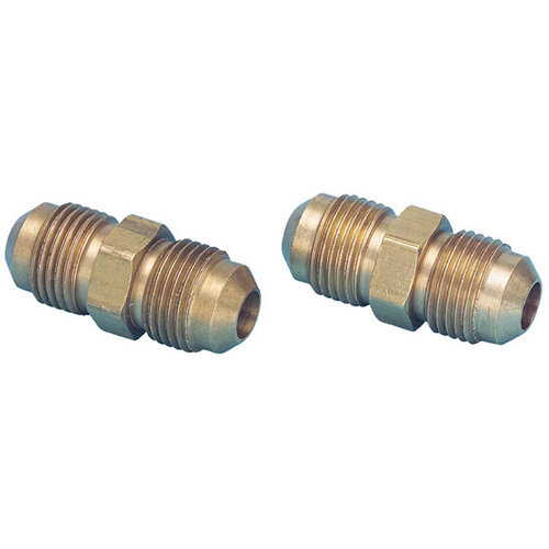Wurth Adapter - AY-Adapter-A/C-ServicePIPE-3/8INX3/8IN Ref. 0764000119 PACK OF 2