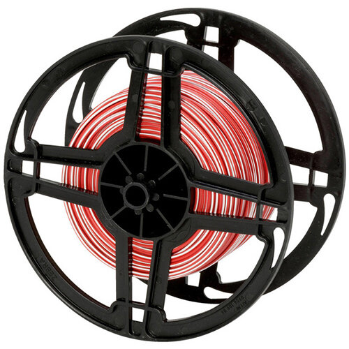 Wurth Vehicle Line FLRY - VEHCBL-FLRY-REEL-(RED-WHITE)-0,75SMM Ref. 077007569 PACK OF 100