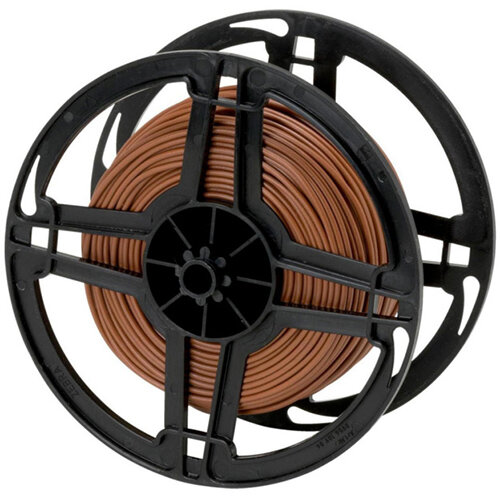 Wurth Vehicle Line FLRY - VEHCBL-FLRY-REEL-BROWN-1,0SMM Ref. 07700909 PACK OF 100