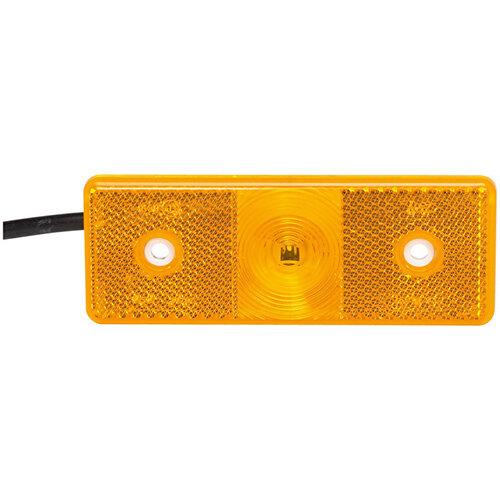Wurth LED Side Marker Light 24V - SML-ADR-MB/ACTROS-(CBL-0,5M)-HOTMLT-LED Ref. 081242 915 PACK OF 2