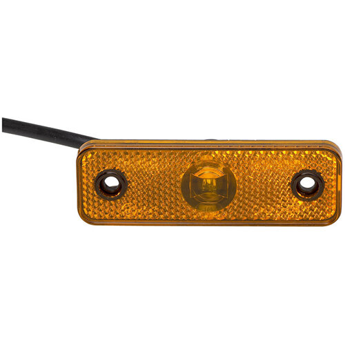 Wurth LED Side Marker Light PRO 24V - SML-ADR-PRO-90DGR-HOTMELT-LED-24V Ref. 081242 950 PACK OF 2