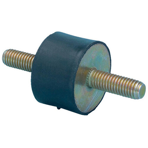 Wurth Rubber/metal Buffer Type A - C2C - BUFR-RBR/MET-A-20X20-M6 Ref. 0862800001 PACK OF 4
