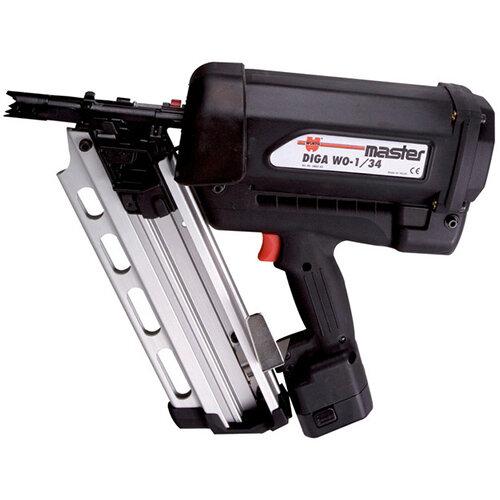 Wurth High-Performance gas-powered Nail Gun DIGA WO-1/34 - PINDRIV-(DIGA WO-1/34)-GAS Ref. 086493