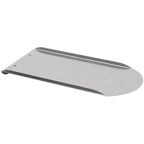 Wurth Sheet Metal beaver Tail Tile - METSHTTLE-CROWN-A2-360X180MM Ref. 0865800100 PACK OF 20