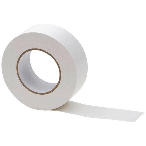 Wurth White Fabric Adhesive Tape - ADHTPE-TEXTILREINFD-WHITE-50MMX50M Ref. 0874100210