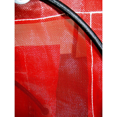 Wurth Container tarpaulin - SAFETARPA-CONT-ROP-RED-3,1X7,5M Ref. 0880310751
