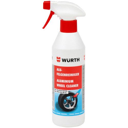 Wurth Aluminium Wheel Rim Cleaner - WHLCLNR-ALU-SPRAYBOTTLE-500ML Ref. 0890102