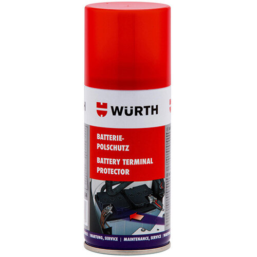 Wurth Battery Terminal Protector - BTRYTRMLGRSE-Protector-150ML Ref. 0890104
