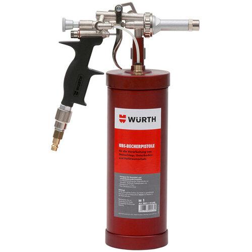 Wurth Underseal Cup Gun - UBSSPRGUN-CUP-GUN Ref. 0891110640