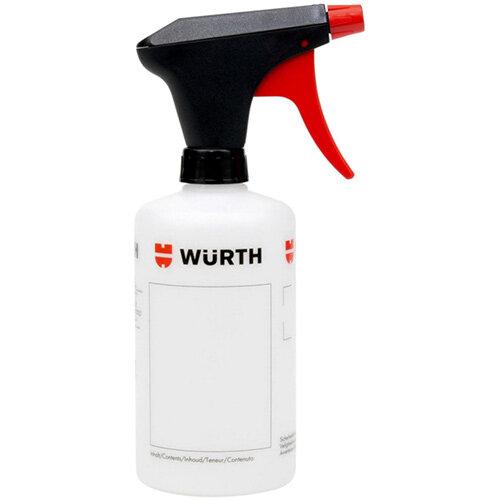 Wurth Spray Bottle - SPRDEV-BTTL-Transparent-500ML Ref. 0891502002