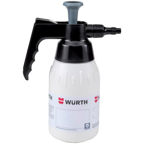 Wurth Pump Spray bottle, solvent-resistant - PMPSPRBTL-PLA-EMPTY-1000ML Ref. 0891503001