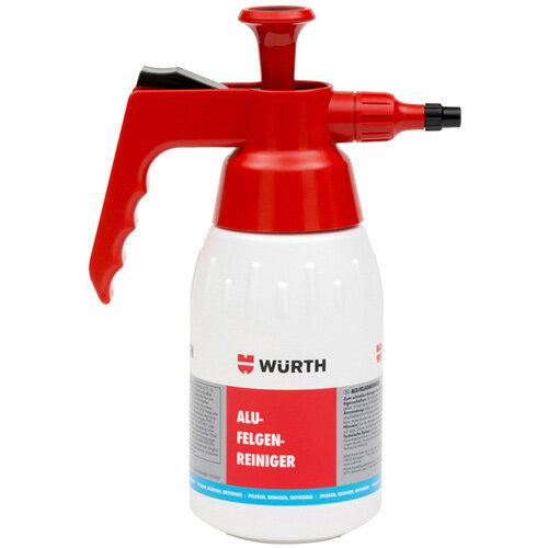 Wurth Product-specific Pump Spray Bottle Unfilled - PUMPSPRBTL-WHEELCLEANER-EMPTY-1LT Ref. 0891503003