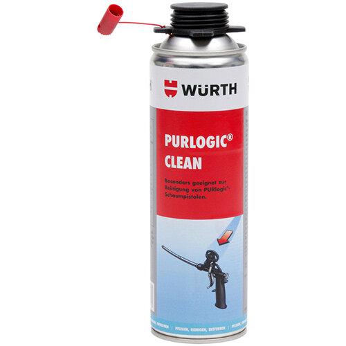 Wurth PURLOGIC PU Foam Cleaner Clean - PU-CLNR-PISTFM-500ML Ref. 0892160