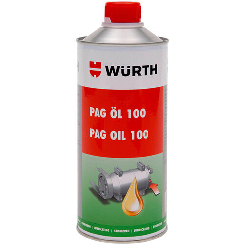 Wurth PAG oil 100 - OIL-PAG-100-250ML Ref. 0892764026