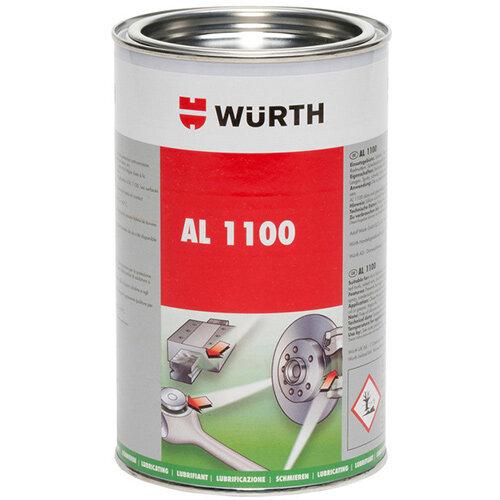 Wurth Aluminium Paste AL 1100 - PAST-ALU-(ANTISEIZE-AL1100)-CAN-1KG Ref. 089311010