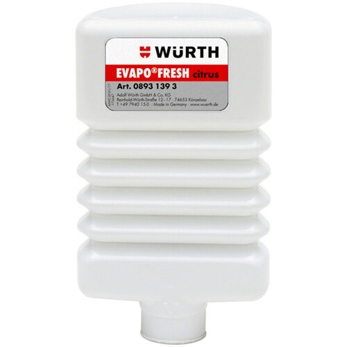 Wurth EVAPO Vehicle A/C Cleaner Fresh - A/CCLNR-VEH-EVAPOFRESH-100ML Ref. 08931393 PACK OF 6