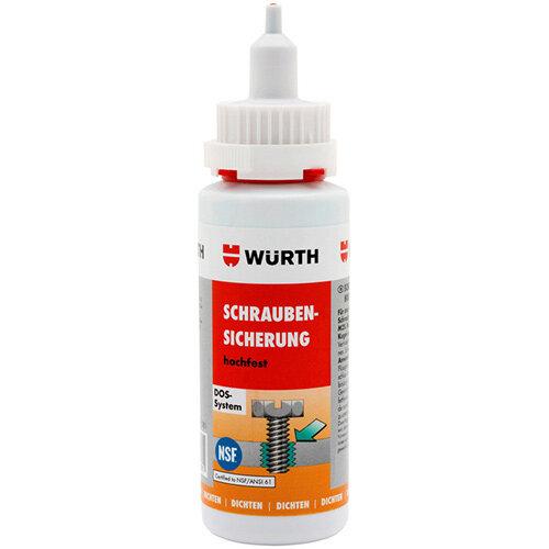 Wurth High-strength Screw Retainer - SCRRTNR-DOS-HIGHSTRENGTH-25G Ref. 0893270025