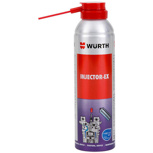 Wurth Injector solvent Injector-Ex - PENTOIL-(INJECTOR-EX)-250ML Ref. 0893300250 PACK OF 12