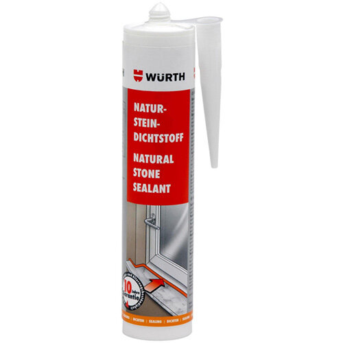 Wurth Natural Stone Sealant - NATSTNSEAL-CLEAR-310ML Ref. 08933500