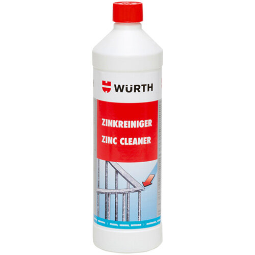 Wurth Zinc Cleaner - METCLNR-ZINK-1LTR Ref. 0893460100