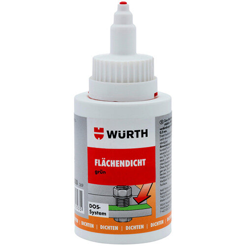 Wurth Surface Sealant Green - SRFSEAL-DOS-GREEN-50G Ref. 0893573050
