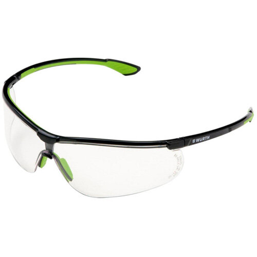 Wurth Safety Glasses Electra - SAFEGLS-ELECTRA-CLEAR Ref. 0899102340